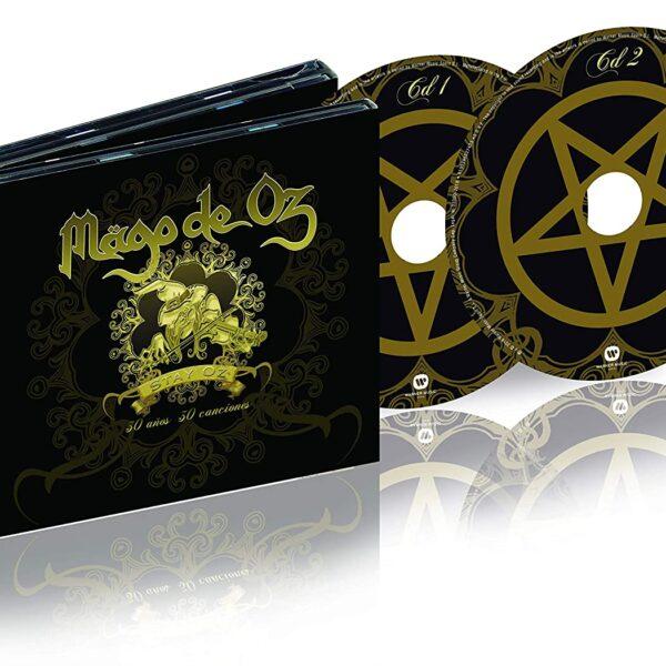 Mägo De Oz – 30 Años 30 Canciones 2 CDS