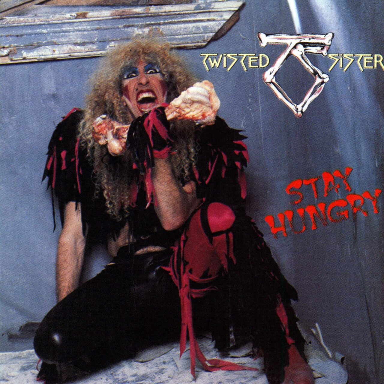Twisted Sister - Stay Hungry 2CDs