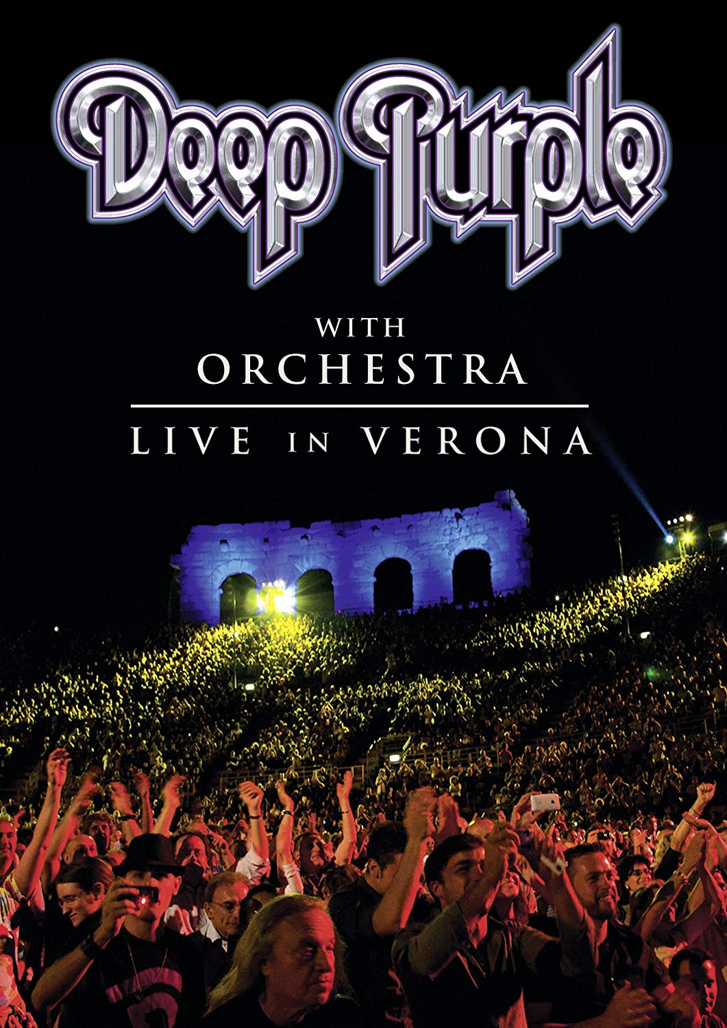 Deep Purple - With Orchestra - Live In Verona DVD