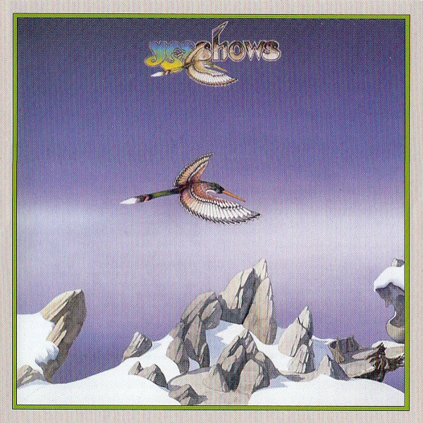 Yes - Yesshows 2CDs