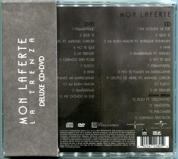 Mon Laferte - La Trenza 1CD+1DVD