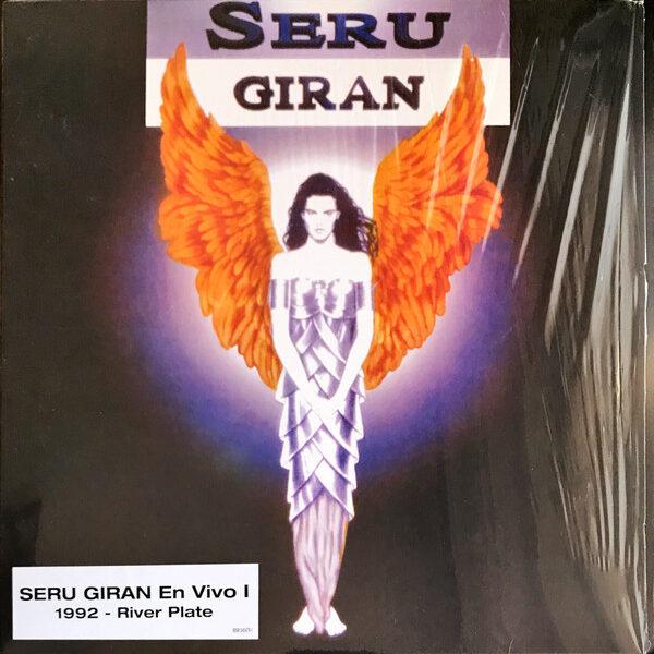 Serú Girán - En Vivo 1992 - River Plate Volumen I LP