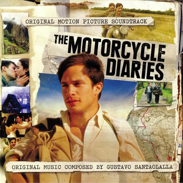 Gustavo Santaolalla - The Motorcycle Diaries LP