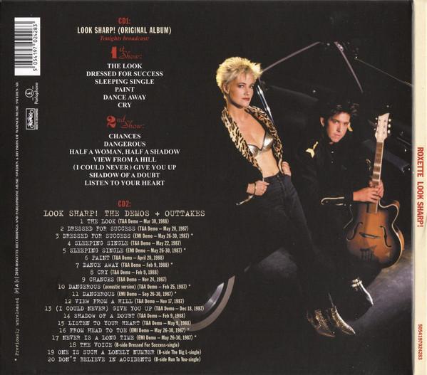 Roxette - Look Sharp! 2CDs