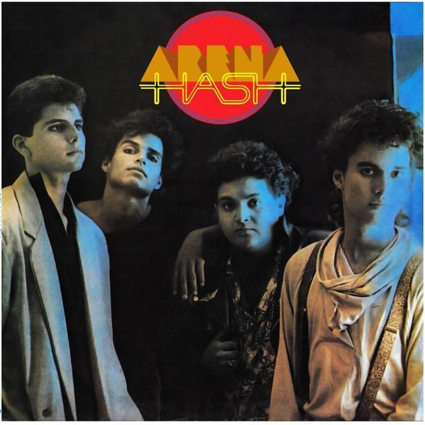 Arena Hash - Arena Hash CD