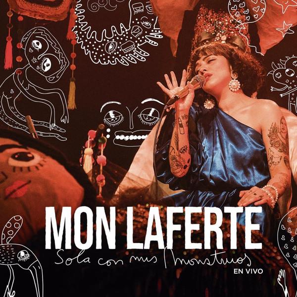 Mon Laferte - Sola Con Mis Monstruos - En Vivo 1CD+1DVD