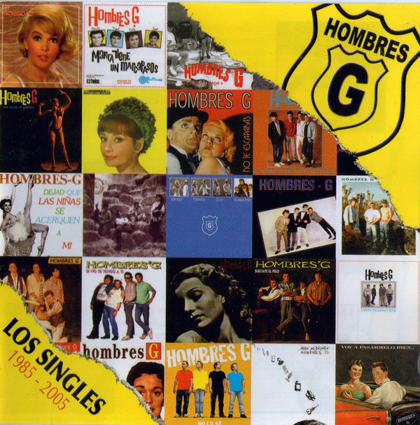 Hombres G - Los Singles CD