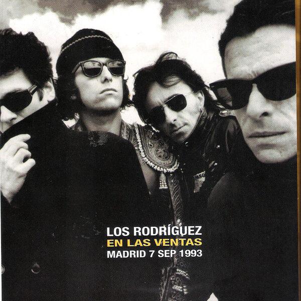 Los Rodriguez - En Las Ventas (Madrid 7 Sep 1993) 1CD+1DVD