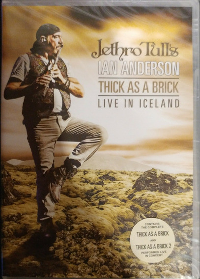 Ian Anderson - Thick As A Brick - Live In Iceland DVD