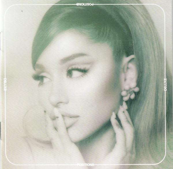 Ariana Grande - Positions CD
