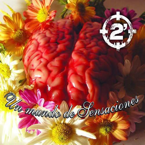 2 Minutos - Un Mundo De Sensaciones LP