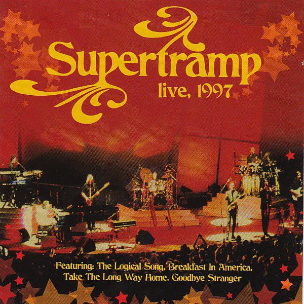 Supertramp - Live, 1997 CD