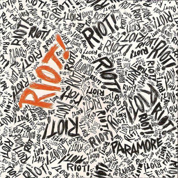 Paramore - Riot! CD