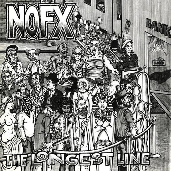 NOFX - The Longest Line CD