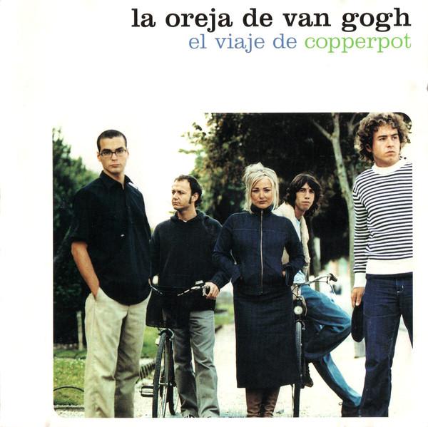 La Oreja De Van Gogh - El Viaje De Copperpot CD
