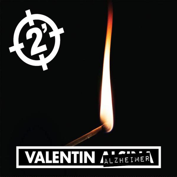 2 Minutos - Valentín Alzheimer CD
