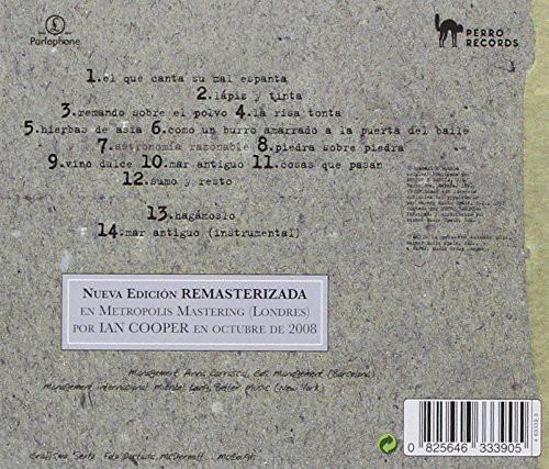 El Último De La Fila - Astronomía Razonable CD