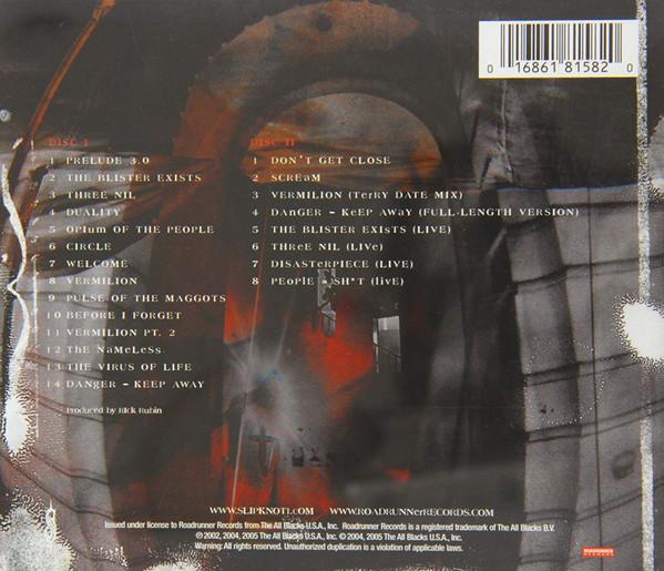 Slipknot - Vol. 3: (The Subliminal Verses) 2CDs
