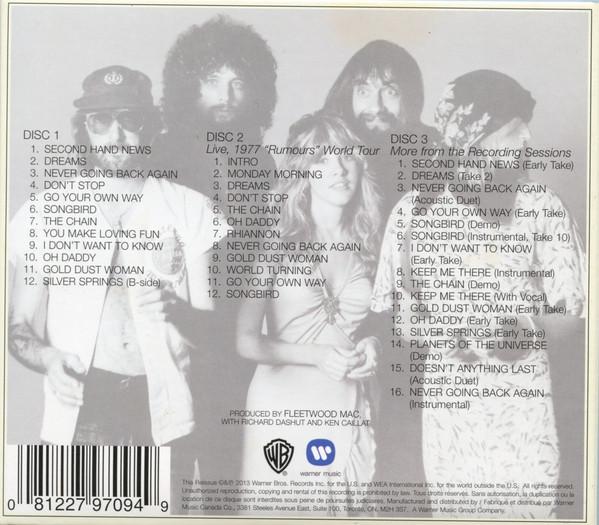 Fleetwood Mac – Rumours 3 CDS