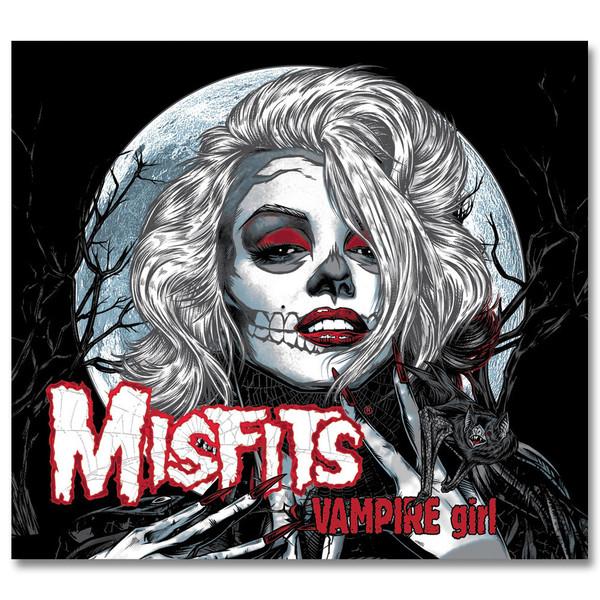 Misfits - Vampire Girl / Zombie Girl CD