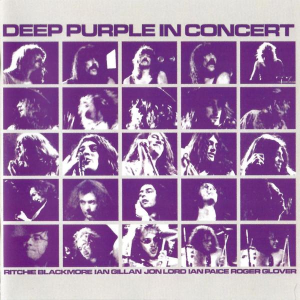 Deep Purple - In Concert 2CDs