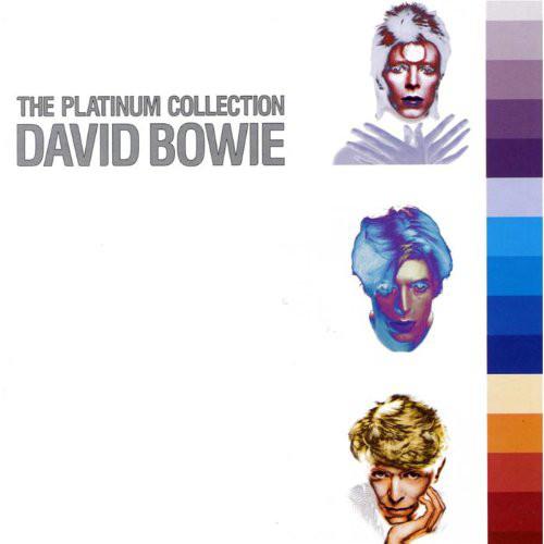 David Bowie - The Platinum Collection 3CDs