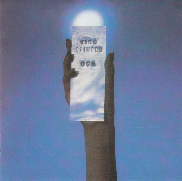 King Crimson - USA CD