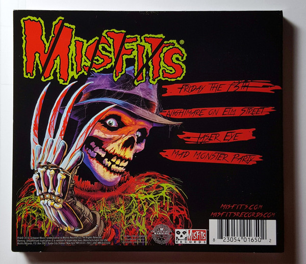 Misfits - Friday the 13th CD