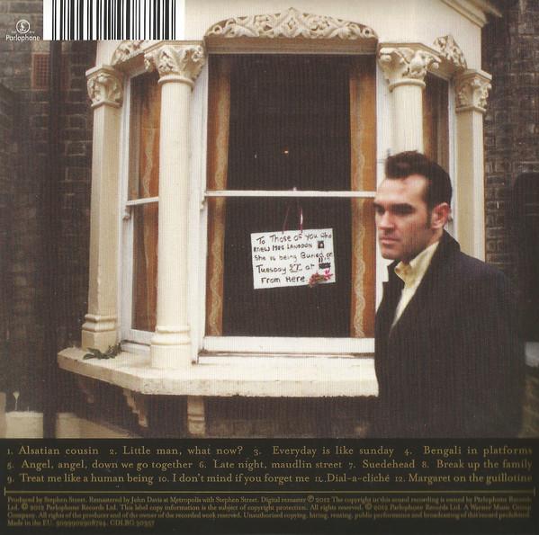 Morrissey - Viva Hate CD
