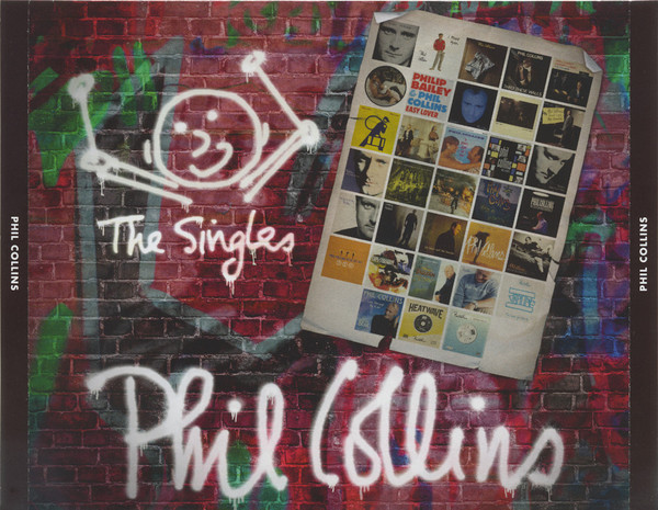 Phil Collins – The Singles 3 CDS