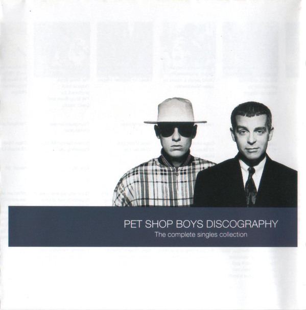 Pet Shop Boys - Discography (The Complete Singles Collection) CD