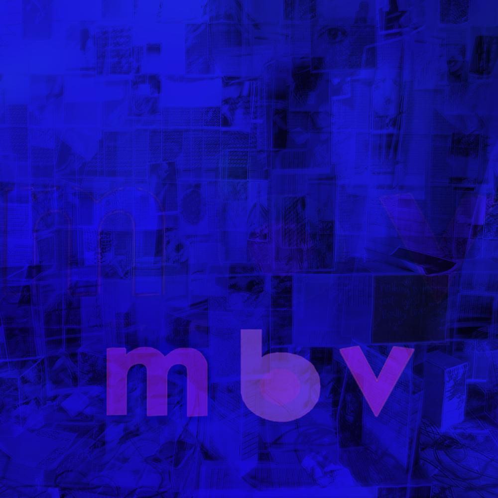 My Bloody Valentine - m b v LP