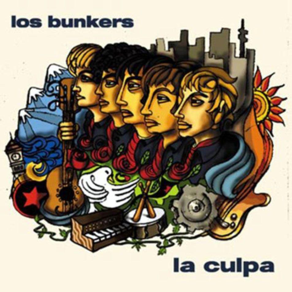 Los Bunkers - La Culpa LP