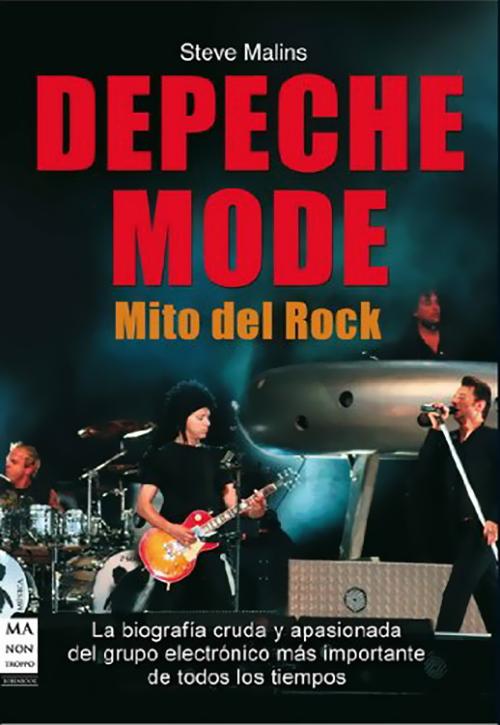 Depeche Mode. Mito del Rock, Steve Malins LIBRO