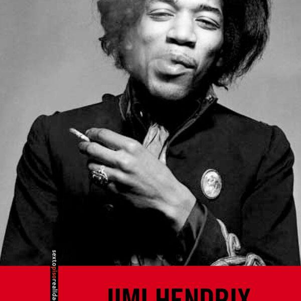 Empezar de Cero Jimi Hendrix LIBRO