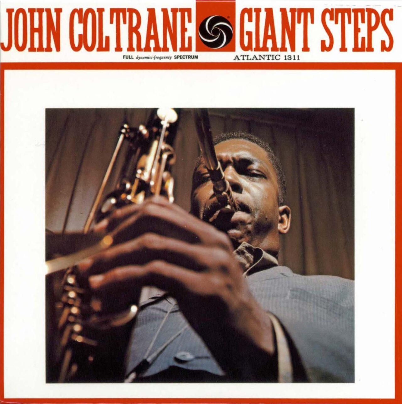 John Coltrane - Giant Steps LP+Libro