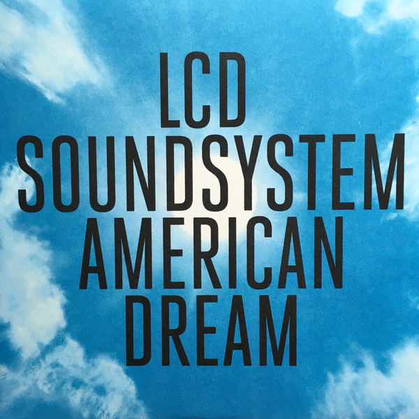 LCD Soundsystem - American Dream 2LPs