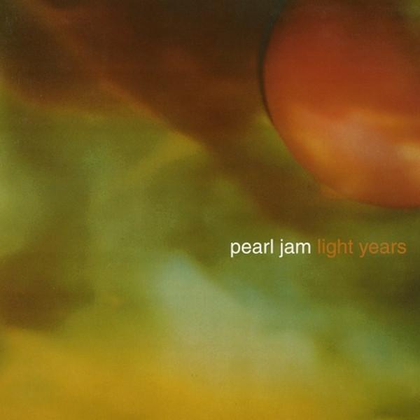 "Pearl Jam - Light Years SINGLE 7"" Yellow"