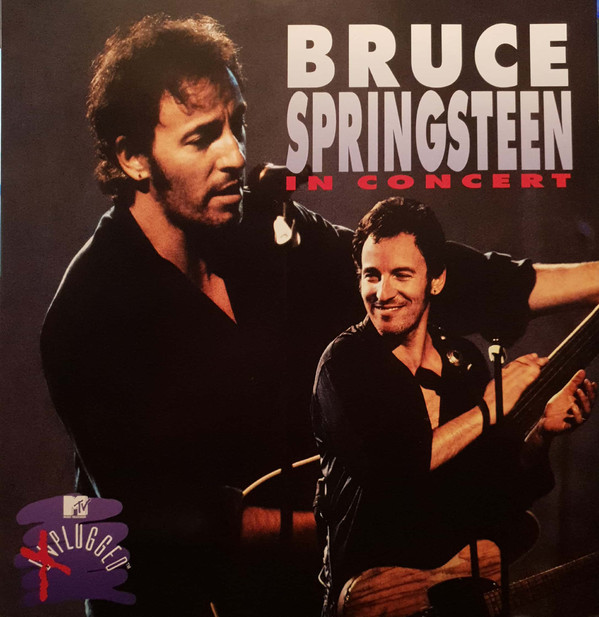 Bruce Springsteen - In Concert / MTV Unplugged 2LPs