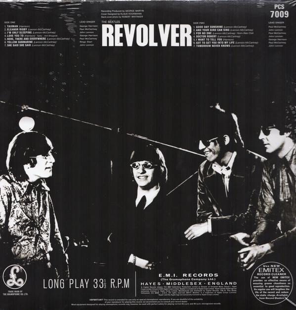 The Beatles - Revolver LP