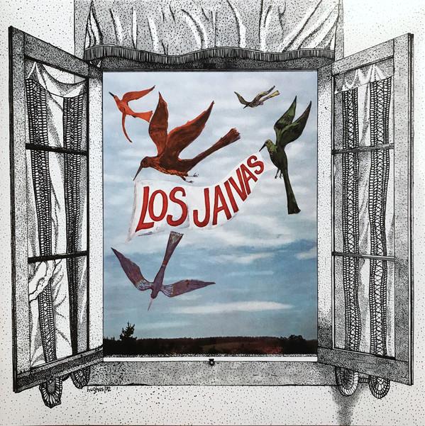 Los Jaivas - Los Jaivas LP