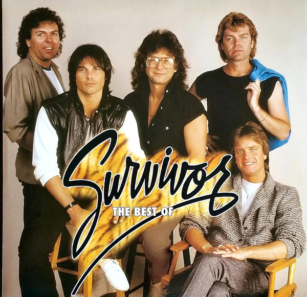 Survivor - The Best Of LP Orange/Red