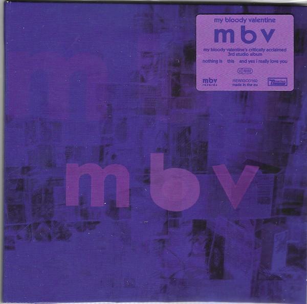 My Bloody Valentine - m b v CD