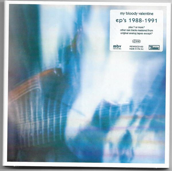 My Bloody Valentine - EP's 1988-1991 2CDs
