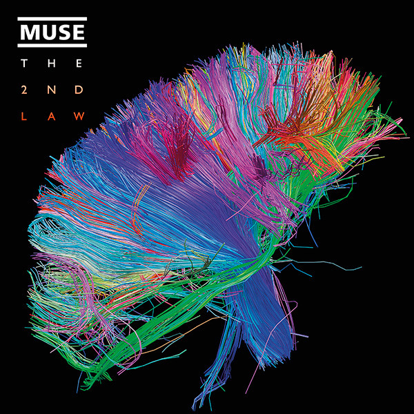 Muse - The 2nd Law CD