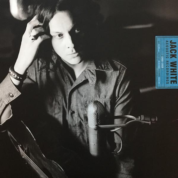 Jack White - Acoustic Recordings 1998-2016 2LPs