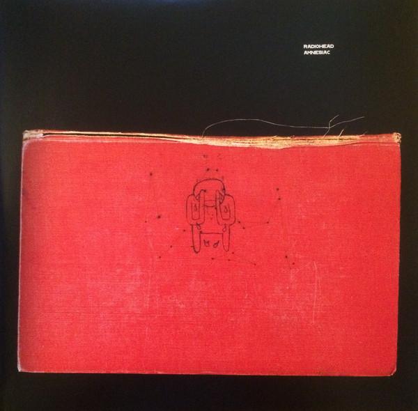Radiohead - Amnesiac 2LPs