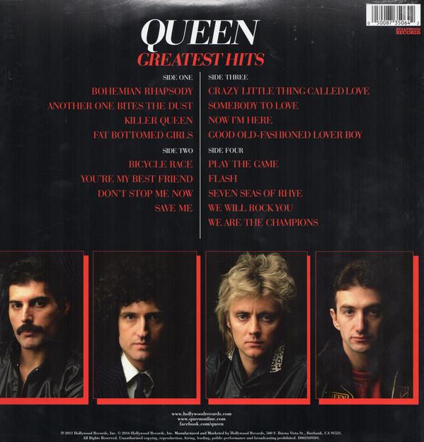 Queen - Greatest Hits 2LPs