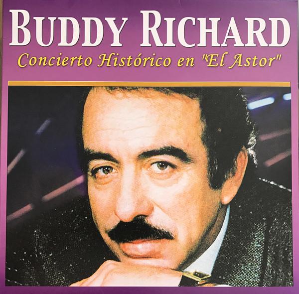 """Buddy Richard - Concierto Historico en """"El Astor"""" LP"""