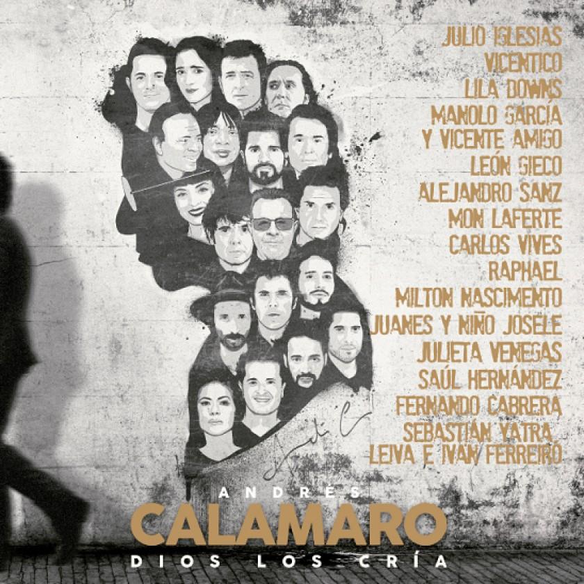 Andrés Calamaro - Dios los Cría 2LPs